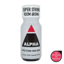 Poppers Alpha pas cher