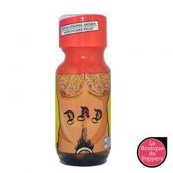 Poppers DAD pas cher