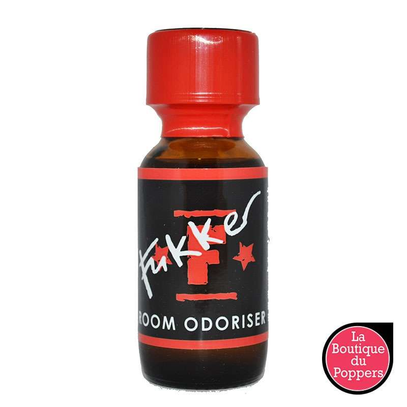 Poppers Fukker Aroma pas cher