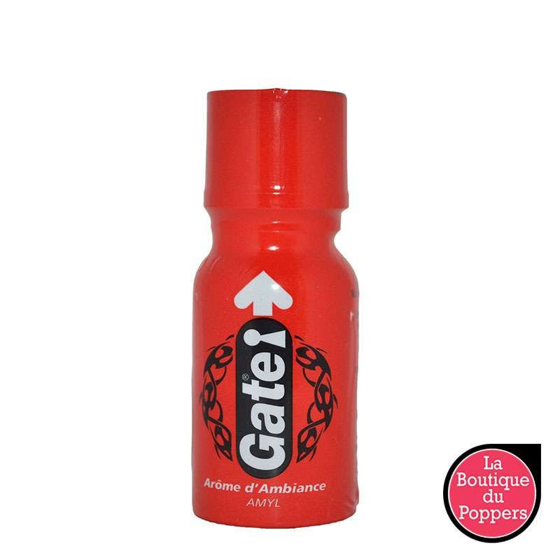 Poppers Gate 15 mL pas cher