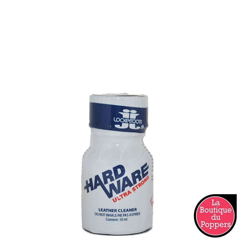 Poppers Hard Ware 10ml pas cher