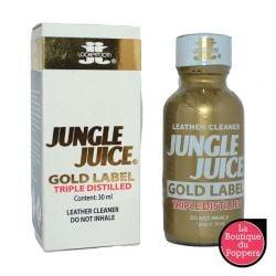 Poppers Jungle Juice Gold Label 30 ml pas cher