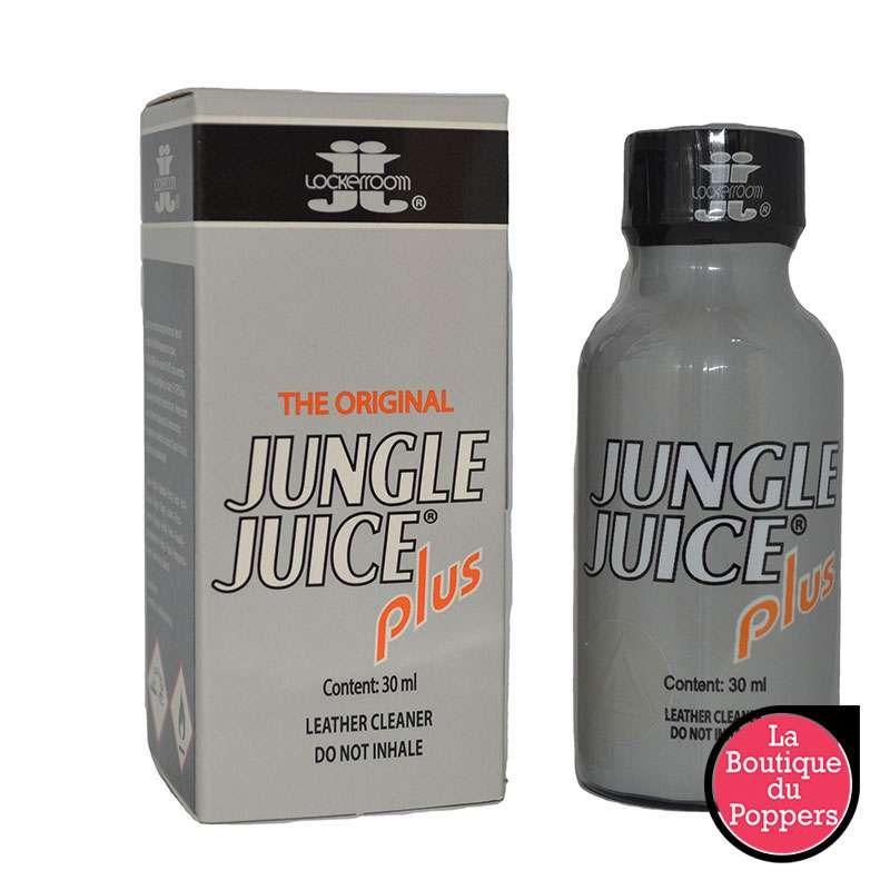 Poppers Jungle Juice Plus 30ml pas cher