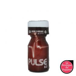 Poppers Pulse 10ml pas cher