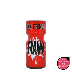 Poppers Raw 10ml pas cher
