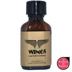 Poppers Wings 24ml pas cher