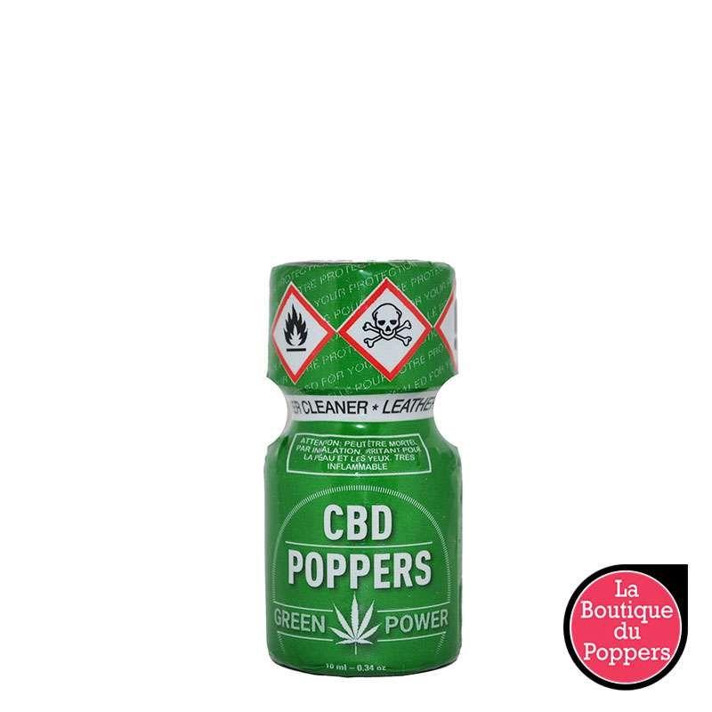 Poppers CBD 10 mL pas cher