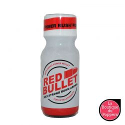 Poppers Red Bullet pas cher